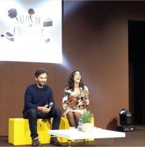 Anna Prandoni con Carlo Cracco