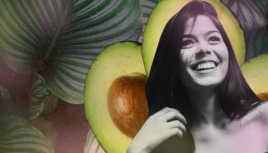 Capelli *WOW* cercasi? 3 ricette di bellezza fai da te con l'avocado