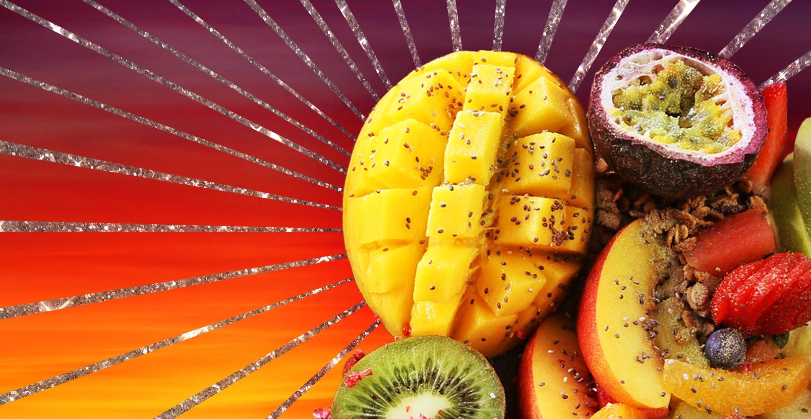 Come tagliare il mango a cubetti? Domandona!