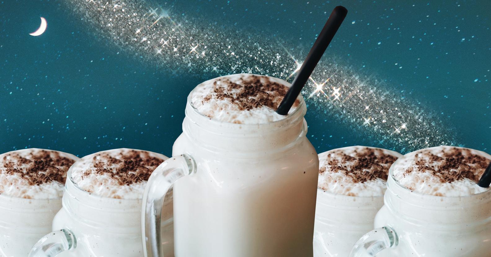 Il moon milk sarebbe il nuovo rimedio contro l'insonnia. Parliamone