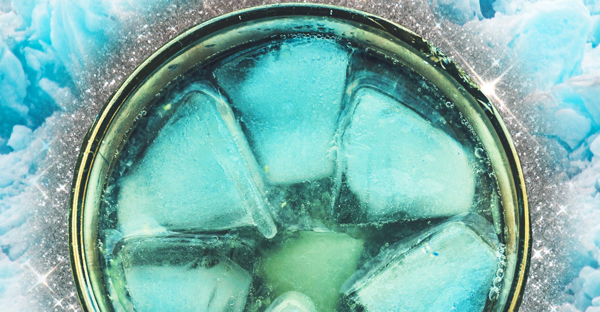 ghiaccio usi bellezza