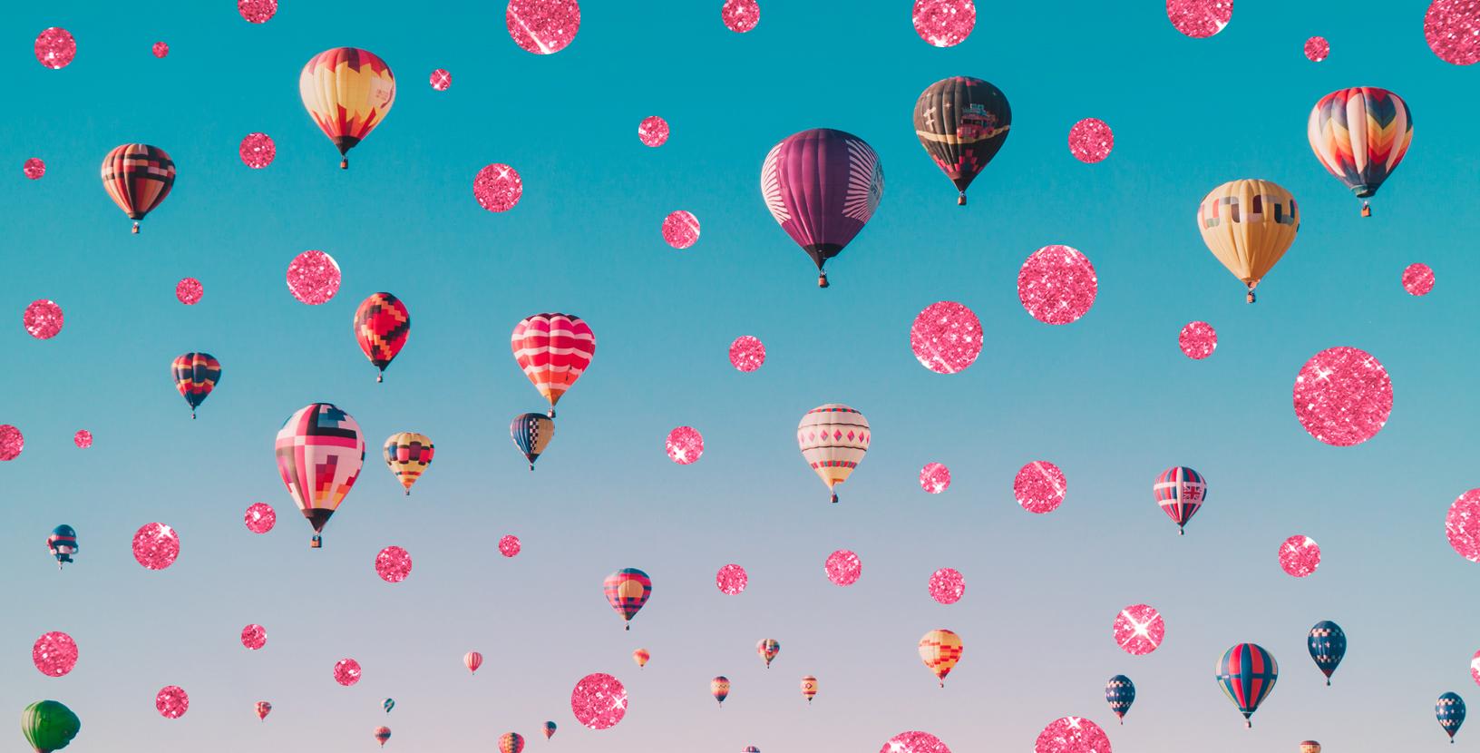 Festival delle mongolfiere in Italia = il miglior modo per amare settembre