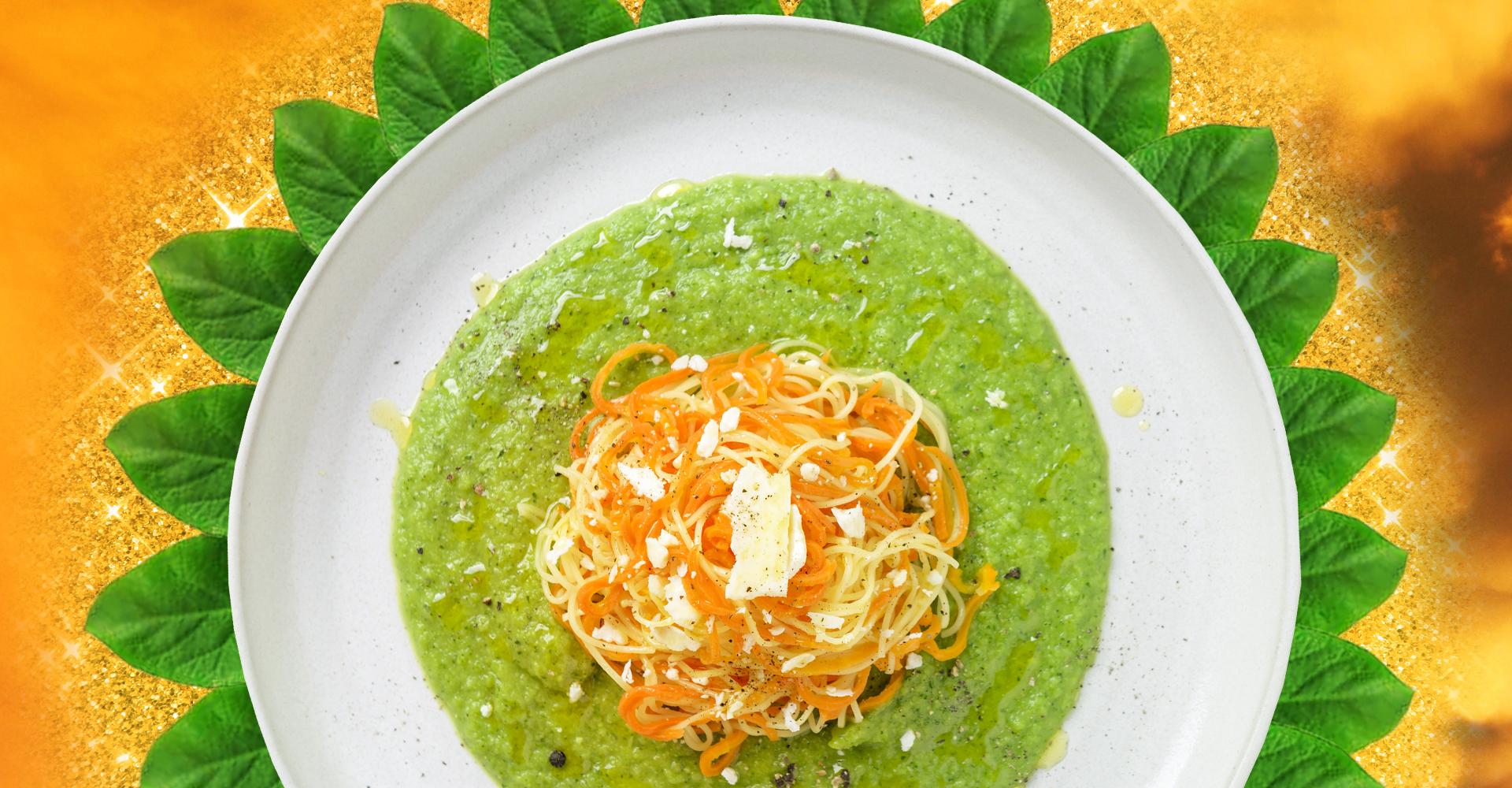 E se gli spaghetti di verdure fossero ciò di cui abbiamo sempre avuto bisogno?