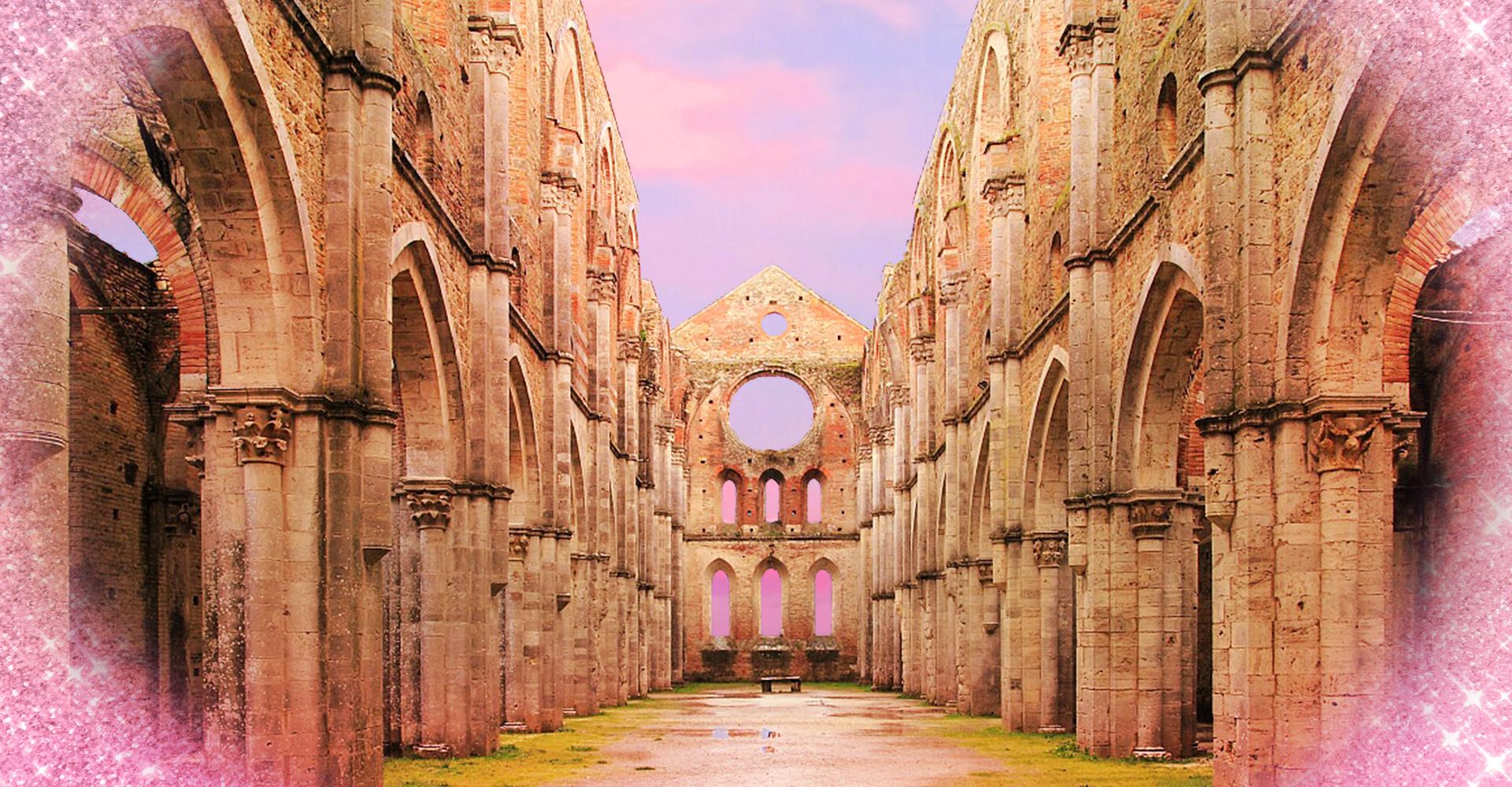 Abbazia di San Galgano, tra mito e leggenda la storia della spada nella roccia italiana
