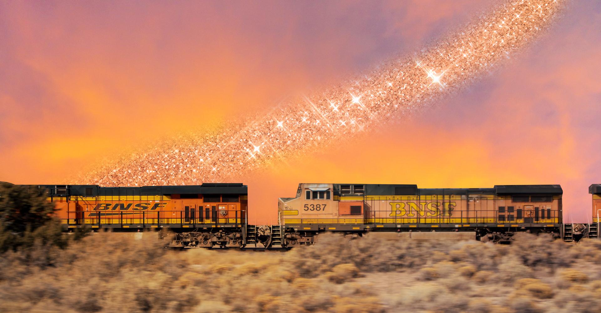 Coast to coast in treno negli USA = come realizzare un sogno spendendo poco