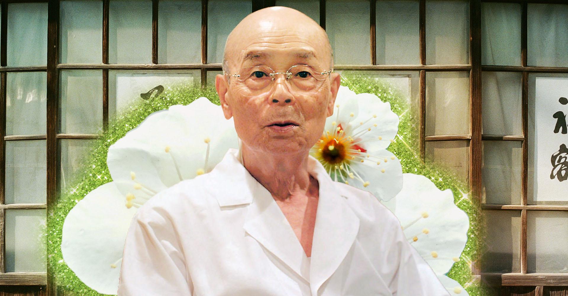 Jiro Ono, la leggenda del sushi da cui mangiare almeno una volta nella vita
