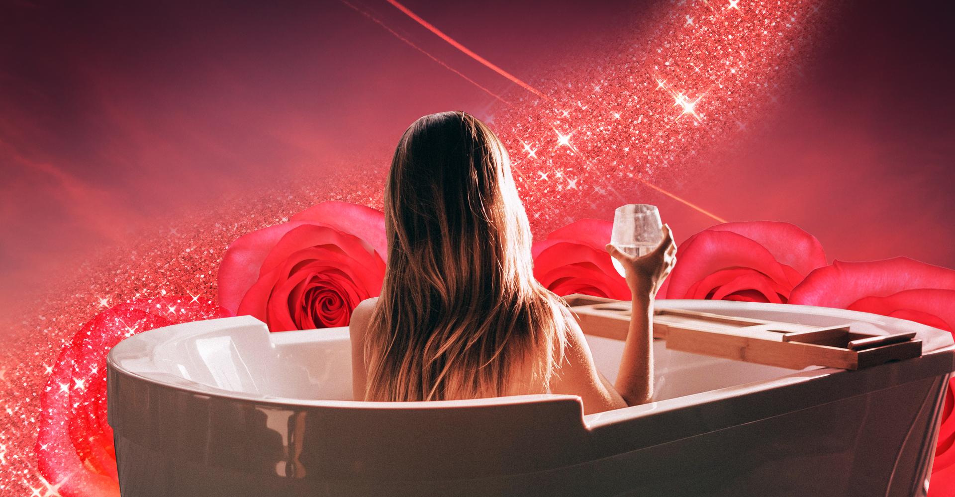 Bagno caldo quotidiano = tantissimi benefici su corpo e mente!