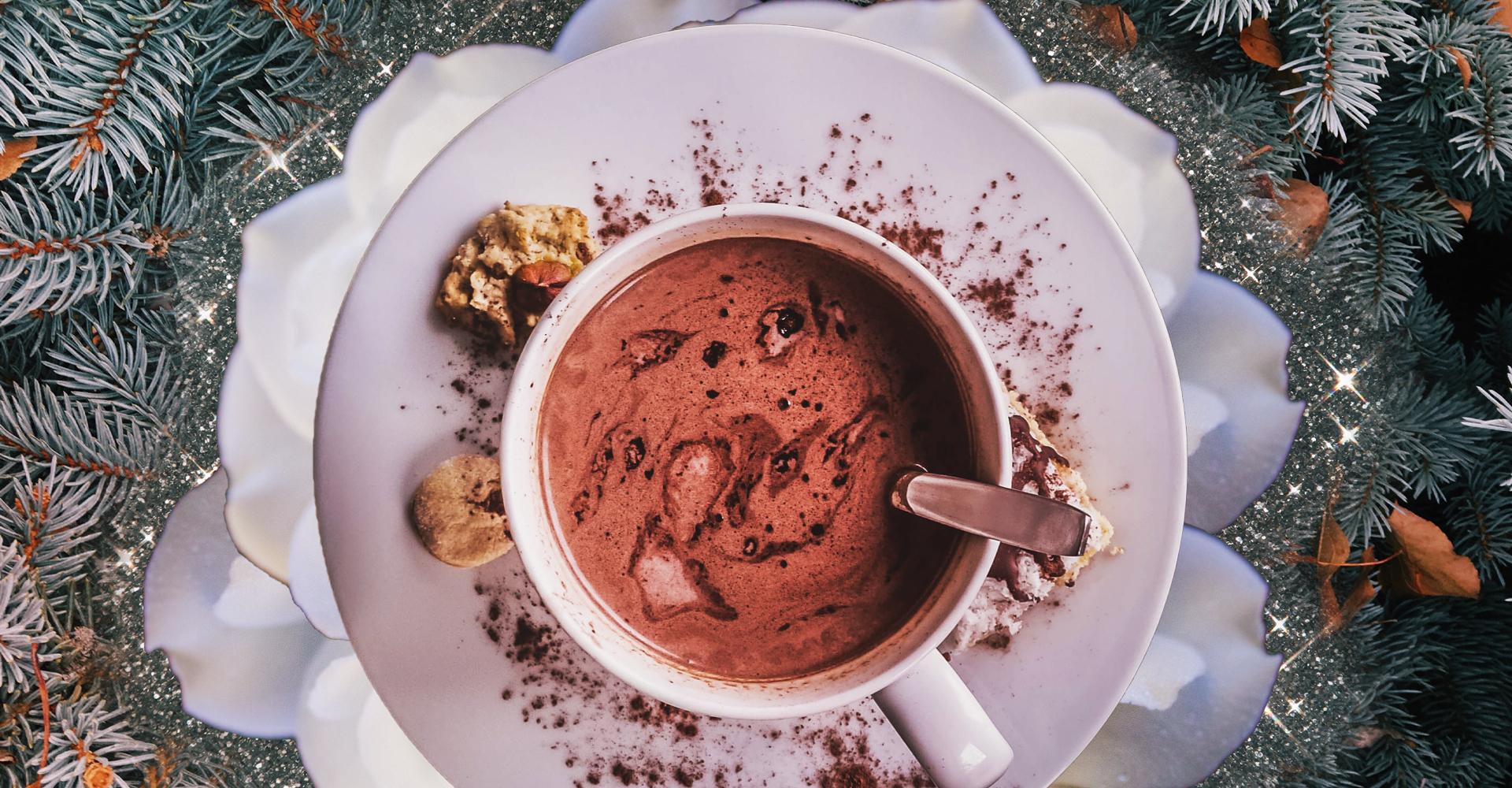 Come fare la cioccolata calda in casa? Facile, così!
