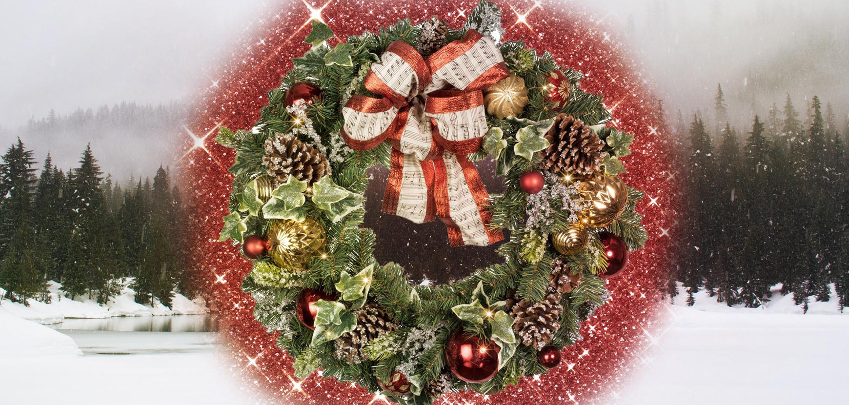 Ghirlande natalizie fai da te, un modo unico per decorare la casa sotto le feste