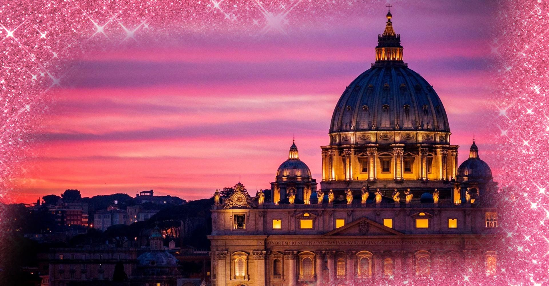 Il buco nella serratura da cui vedere il Cupolone: viaggio nella Roma segreta