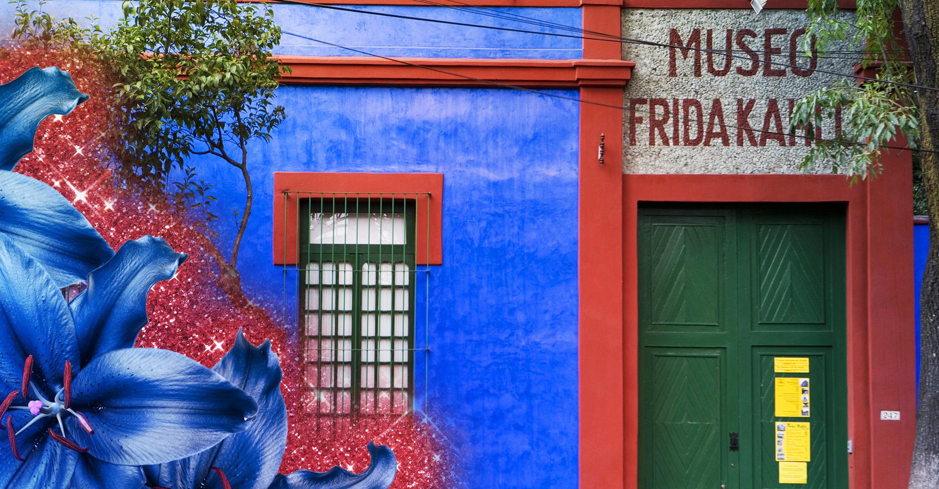 La Casa Azul di Frida Kahlo, dove tutto è rimasto com'era