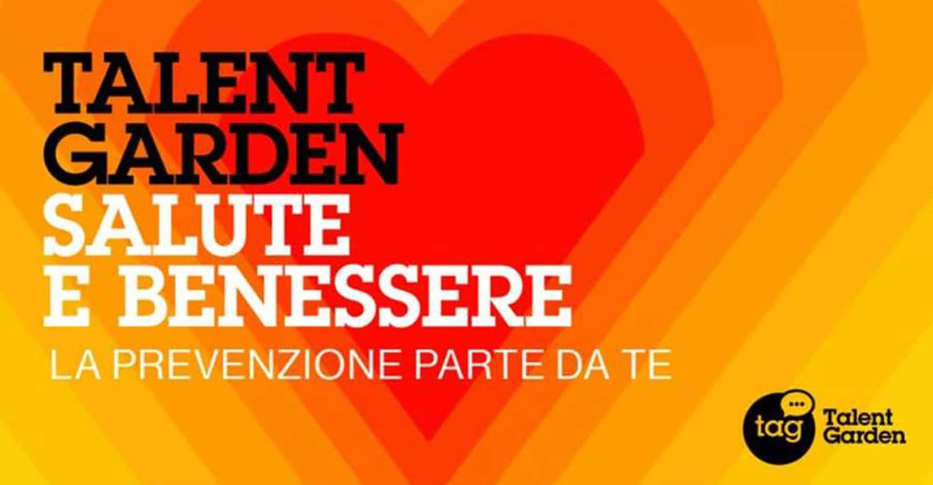 Talent Garden, l'evento Salute & Benessere con LILT Milano e Quomi